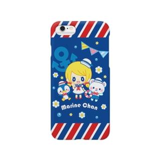 マリンちゃん Smartphone cases