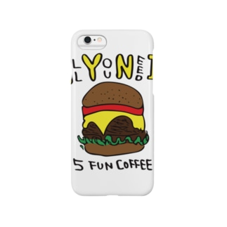 5 FUN COFFEE Smartphone cases
