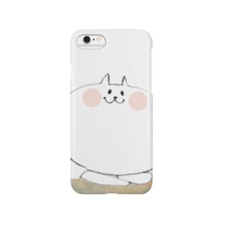 もち♡ねこ Smartphone cases
