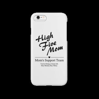 埼玉ママ情報!High Five Momの注文品 Smartphone cases
