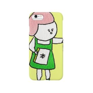 本屋さんになったこやびん Smartphone cases
