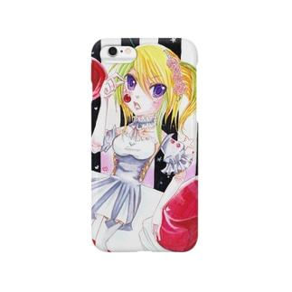 チェリー娘 Smartphone cases