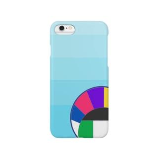 レトロ風 Smartphone cases