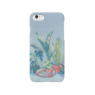 summer pool Smartphone cases
