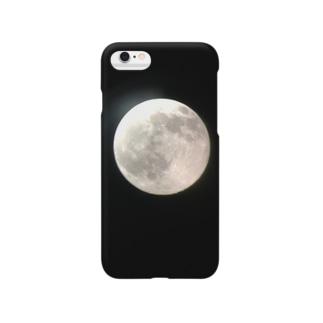 満月の夜 Smartphone cases