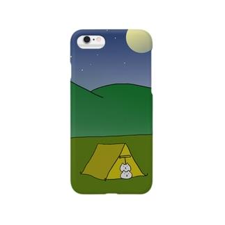 moon camp スマートフォンケース