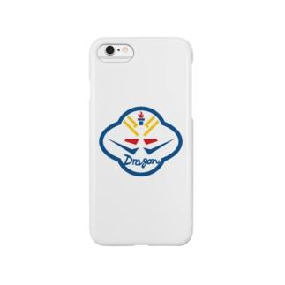 パ紋No.2687 Dragon Smartphone cases