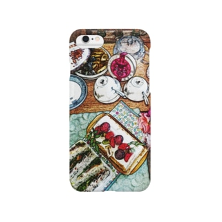 Afternoon Tea Party Smartphone cases