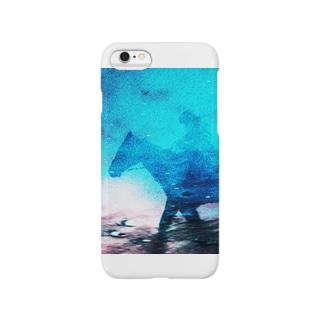 星空を駈ける騎士 Smartphone cases
