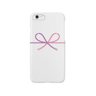 水引② Smartphone cases
