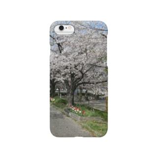 いまさら桜 Smartphone cases