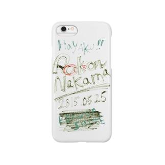 録音仲間の記念品(廃盤の危機) Smartphone cases