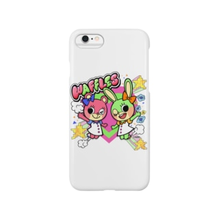 WAFFLES Smartphone cases
