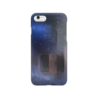 電車[銀河] Smartphone cases