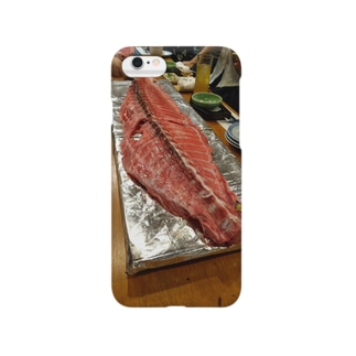イケてる肉 Smartphone cases