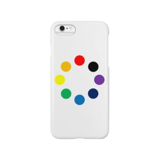 COLOR-CIRCLE Smartphone cases
