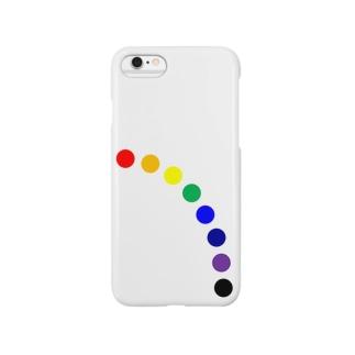 COLOR-RAINBOW Smartphone cases