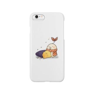 植物の妖精さん Smartphone cases