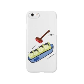 ぼぶすれーで生計を立てる Smartphone cases