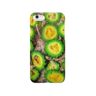 ゴーヤちゃん♥ Smartphone cases