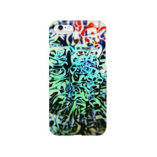 サイケでりっく Smartphone cases