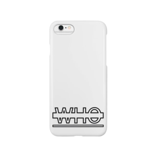 WHO Smartphone cases