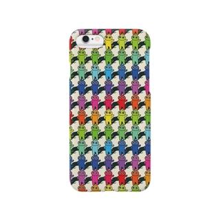 ねこスペクトラム Smartphone cases