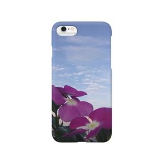 清々しい空 Smartphone cases