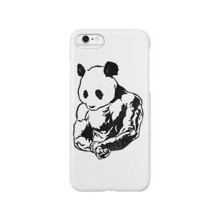 マッスルパンダ Smartphone cases