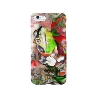 カエル[無事] Smartphone cases