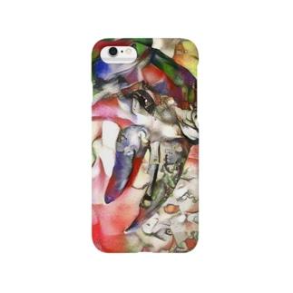 サイ[恋] Smartphone cases