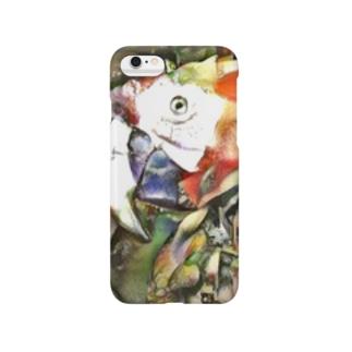 オウム[声] Smartphone cases