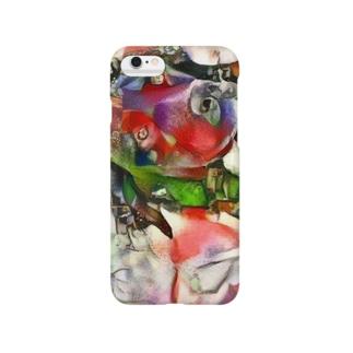 犬[友達] Smartphone cases