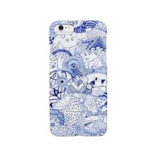 ツユドキカーニバル Smartphone cases