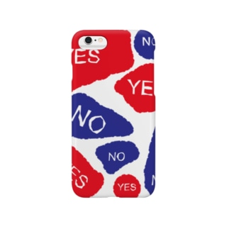 Yes/No Smartphone cases