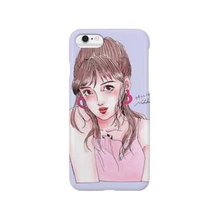 Purplegirl Smartphone cases