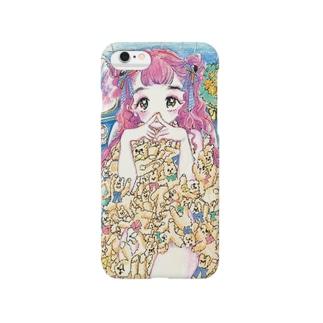 テディ風呂 Smartphone cases