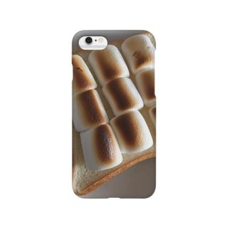 マシュマロパン Smartphone cases
