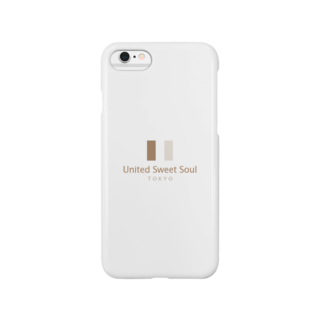 USS Official MerchのUnited Sweet Soul Logo#03 スマートフォンケース
