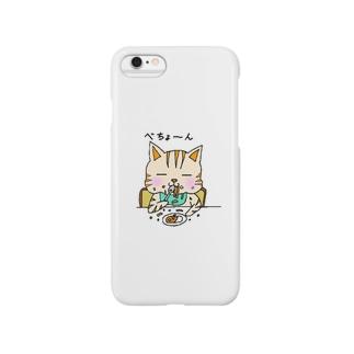 ベビにゃ Smartphone cases