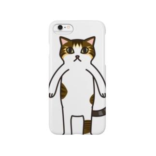 ねこのごまおはぎ Smartphone cases