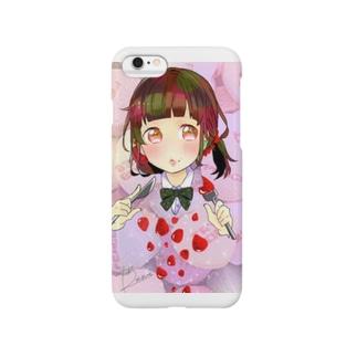うさぎ系いちごじょし Smartphone cases
