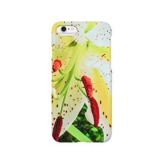 山百合1 Smartphone cases