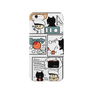 イクラぐんかん Smartphone cases