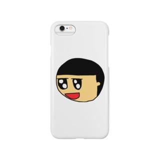 宮ちゃんB Smartphone cases