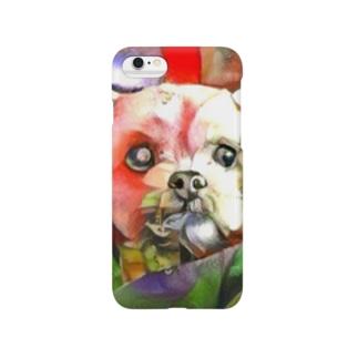 yoshica's design caféの犬[絶対的] Smartphone cases