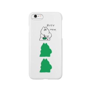 ビジーなケース Smartphone cases