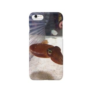いかちゃん Smartphone cases