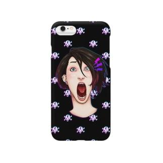 サンダーガール Smartphone cases