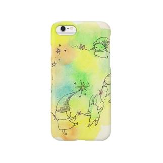ルンタ♪ルンタ♪ Smartphone cases